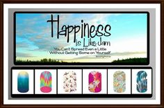 Happiness is Like Jam...  find out what the buzz is all about and request a sample @ http://jocosjamz.jamberrynails.net