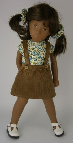 Hand knitted and handmade clothes for Sasha