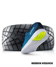 Reebok ZQuick Running Shoes