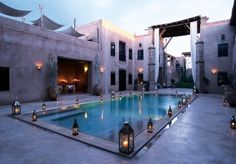 Moroccan House Style: Morocco Style
