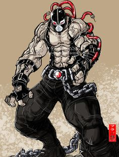 .:BANE:. by ~furan-san on deviantART
