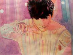 Amazing Fan Art Han Sang Hyuk - VIXX