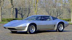 GM Rotary Engine Corvette.