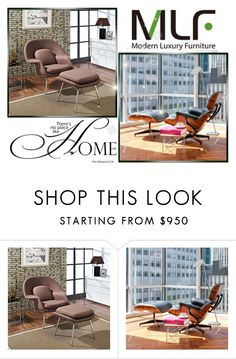 """""""Modern-luxury-furniture MLF"""" by newoutfit ❤ liked on Polyvore featuring interior, interiors, interior design, home, home decor, interior decorating, womb, modern, polyvoreeditorial and Polyvorehome"""