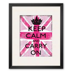 Art.com at Kohl's - Shop our entire selection of framed art prints including this Art.com Keep Calm And Carry On Framed Art Print by Louise Carey, at Kohls.com. Model no. 9373229  #keepcalm #coupons