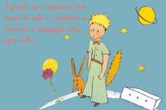 Pillole di saggezza dal piccolo principe