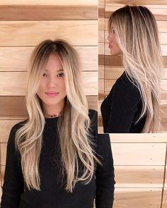 37 Best Blonde Asian Hair Images In 2019 Hair Styles Long
