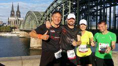 Das SPREITZER Running Team beim Köln Marathon 2016