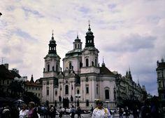 Nikolauskirche 1992