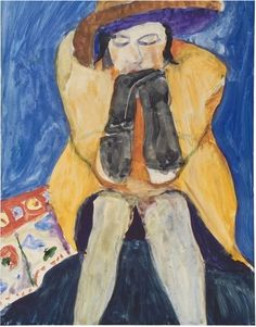 Diebenkorn~  Untitled   (1963)