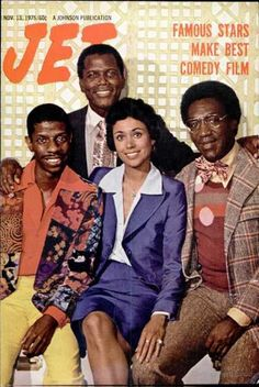 1970s Black TV Sitcoms   Her main television shows: