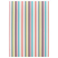 Great 'backdrop fabrics' for the new play-stage :)   ANNBETH Fabric - multicolor - IKEA