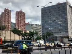 Centro internacional San Diego en Bogotá.