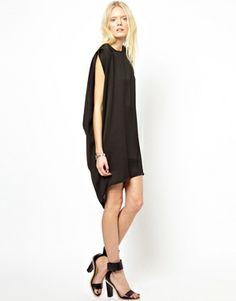 Enlarge Just Female Open Back Dress