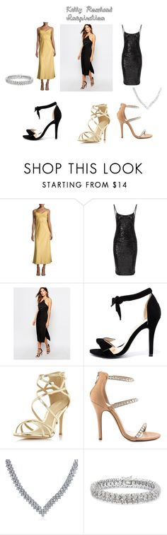 """""""Slip Fever"""" by themitchhilsociety on Polyvore featuring Jason Wu, Chase & Chloe, Dorothy Perkins, Chinese Laundry, Bling Jewelry and Finesque"""
