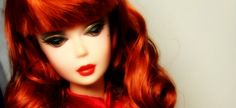 Barbie ..... & another REDHEAD =)