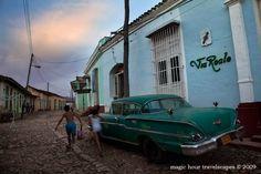 Via Reale, Cuba