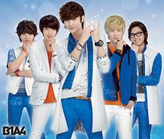 B1A4 for Wuttisak Clinic Thai cosmetic company