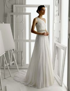 . WEDDING DRESS AIRE BARCELONA COLLECTION 2014 2015 - Brautmode Siegburg btw…