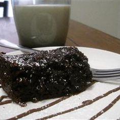 Slow Cooker Chocolate Cake - Allrecipes.com