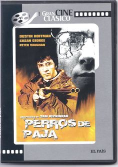 Perros de paja [Vídeo-DVD] / una película de Sam Peckinpah