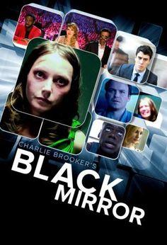 locandina Black Mirror serie tv