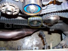 DIY: SOHC Timing Belt Change w/ Pics! | Subaru Impreza GC8 & RS Forum & Community Timing Belt, Air Tools, Spark Plug, Subaru Impreza, Pulley, Community, Change, Diy, Bricolage