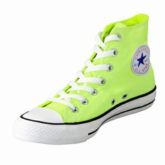 Converse Chuck Taylor 136582C Neon Yellow Hi Top Shoe   69.99 ! Buy now at  GetShoes.ca f1ce296c6