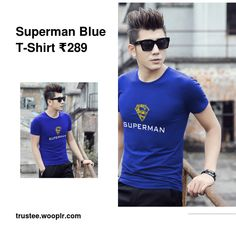 Best Quality Guaranteed   Free Returns   COD Avalilable   Exclusively on MyStore   More details: Showcasing a chest print, this T-Shirt is simple and stylish at the same time.
