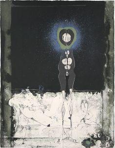 Paul Wunderlich : Per Aspera Ad Astra at Davidson Galleries