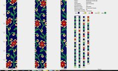 12 around bead crochet rope pattern. For necklaces & bracelets etc. Bead Crochet Patterns, Bead Crochet Rope, Beaded Jewelry Patterns, Peyote Patterns, Bracelet Patterns, Beading Patterns, Beaded Crochet, Crochet Beaded Bracelets, Bead Loom Bracelets