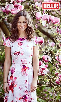 Pippa Middleton wears own design at tennis match