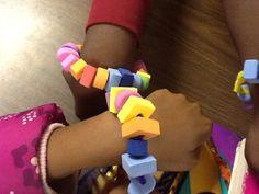 Foam Bracelets - EC Class