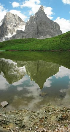 Pale di San Martino (Dolomites, Italy) - © Volker Schmidt