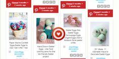 Διακόσμηση πασχαλινών αυγών - 250+ προτάσεις - Popi-it.gr