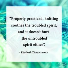 Knitting Quotes on Pinterest Knitting Quotes, Knitting and Wall Wor ...