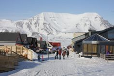 Hjorthfjellet  Longyearbyen
