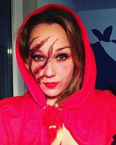 Red riding hood halloween