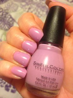 Sinful Colors in Beverly Hills- received free to review from Influenster