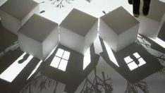 ?? (Shadow) | Augmented Shadow [openFrameworks] - Play with shadows between the real ...