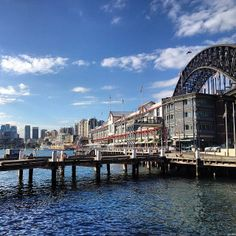 A beautiful day in Sydney. Photo courtesy of kkinhnl on Instagram.