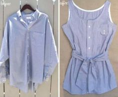 20+ Creative Ideas to Repurpose Old Shirts