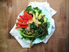 Healthy Dinner: Nourishing Quinoa and Broccolini Salad | Peaceful Dumpling