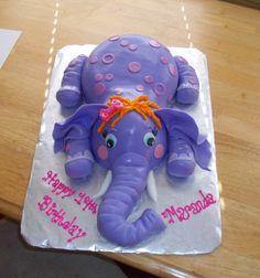 Elephant Baby Shower Cake | krista lewie cepero 2 weeks ago elephant cake