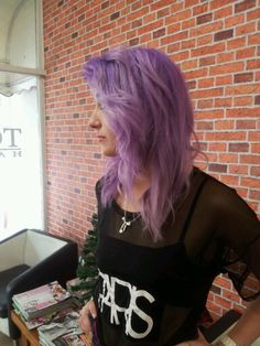 Pinky purple by Kylie King Kylie King, Long Hair Styles, Purple, Colors, Beauty, Long Hairstyle, Colour, Long Haircuts, Long Hair Cuts