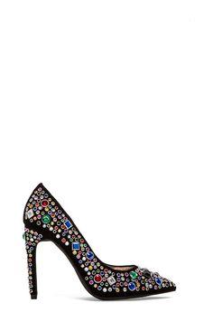 Jeffrey Campbell Dulce Embellished Heel