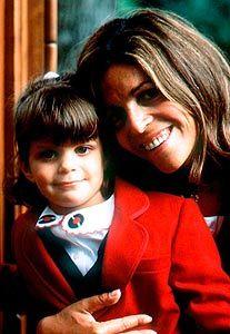athina onassis 2014   Athina Onassis Roussel  & her mother, Christina Onassis