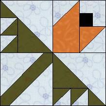 Block of Day for August 27, 2014 - Tulip Leaf