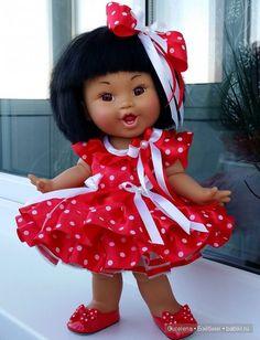 Показ мод №3 для кукол Galoob Baby Face. / Одежда и обувь для кукол - своими руками и не только / Бэйбики. Куклы фото. Одежда для кукол