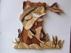 Bildergebnis für intarsia birds woodworking the wise way